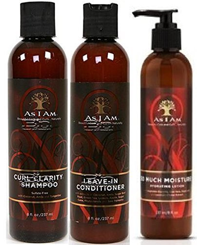 as-i-am-naturally-3pcs-combo-deal-curl-shampoo-leave-in-conditioner-and-so-much-moisture-plus-1-free