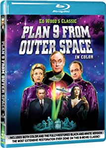 PLAN 9 FROM OUTERSPACE [Blu-ray]