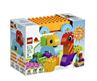 LEGO DUPLO Creative Play Toddler Build and Pull Along 10554 from LEGO
