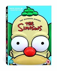Simpsons - Season 11 (Ltd Edition 'Krusty' Head) [DVD]