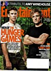 ENTERTAINMENT WEEKLY Magazine (8/5/11) Men of The Hunger Games