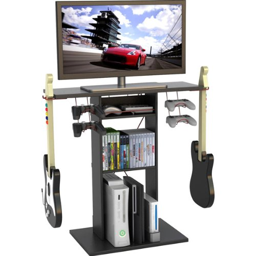 Brand New Atlantic Game Central Tv Stand (Game Central Stand compare prices)