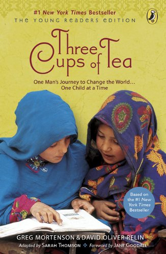 Three Cups of Tea by Greg Mortensen