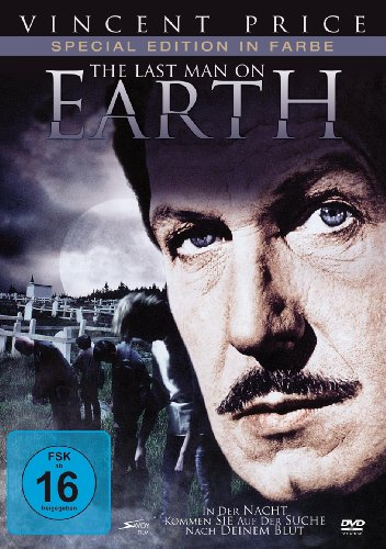 The Last Man on Earth (in Farbe) [Special Edition]