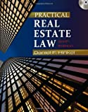 img - for By Daniel F. Hinkel Practical Real Estate Law (6th Edition) book / textbook / text book