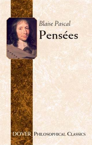 Pensees (Dover Philosophical Classics)
