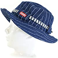 (チャムス) CHUMS ハット Chambray Taggett Hat シャンブレー タゲットハット 帽子