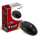 Genius XScroll Optical Mouse (USB) (31010826101)