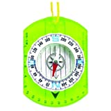 Orienteering Compass Luminous Dial For Use in Low Light Levels