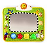 Baby Einstein 90608 Music and Discovery Travel Mirror