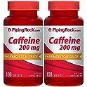 Piping Rock Caffeine 200 mg