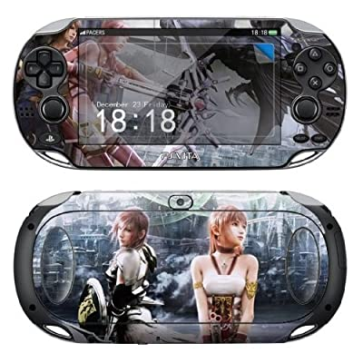 ファイナルファンタジー (ビニール) Skin 保護シート for PS Vita