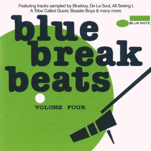 Blue Break Beats Vol.4