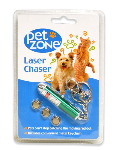 Picture OurPets Laser Chaser Pet Toy
