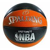 Spalding Spalding NBA Instinct Indoor/Outdoor Basketball, 29.5-Inch