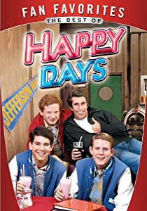 Fan Favorites: The Best of Happy Days [DVD] [Region 1] [US Import] [NTSC]