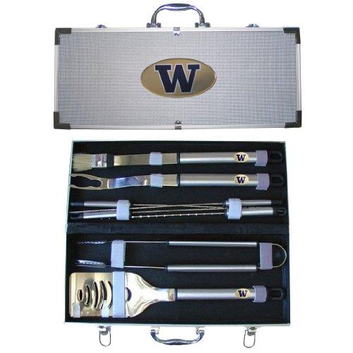 Ncaa Washington Huskies 8 Piece Bbq Set