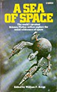 A Sea of Space by Walter M. Miller Jr., Ray Bradbury, Robert Sheckley cover image