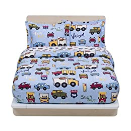 Do Your Room® Hit the Road Comforter Sets
