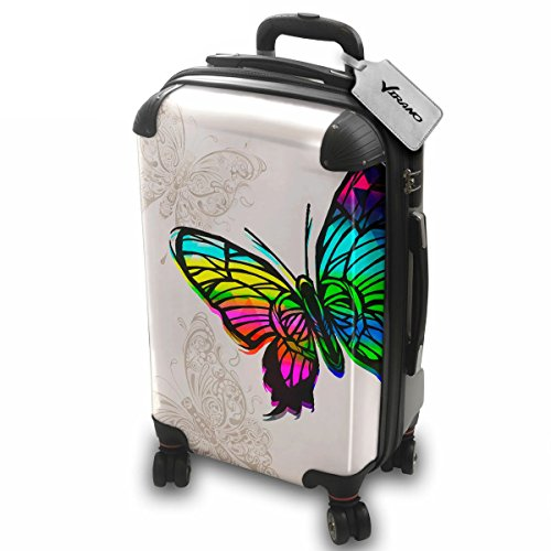 quelle valise pour une jeune fille mon bagage cabine. Black Bedroom Furniture Sets. Home Design Ideas