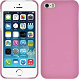 Hardcase f�r Apple iPhone 5 / 5s - vintage rosa - Cover PhoneNatic Schutzh�lle + Schutzfolien