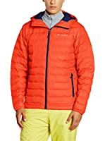 Columbia Chaqueta Powder Lite Hooded (Naranja)