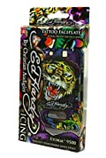 Ed Hardy Tiger Case with rhinesstones for BlackBerry Bold 9700