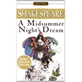 A Midsummer Night's Dream (Signet Classics) ~ William Shakespeare