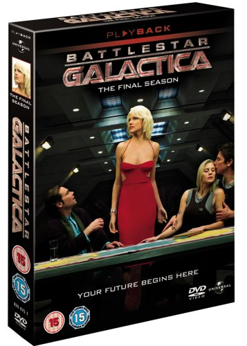 Battlestar Galactica - The Final Season (Season 4, Part Two) [DVD] [2009]