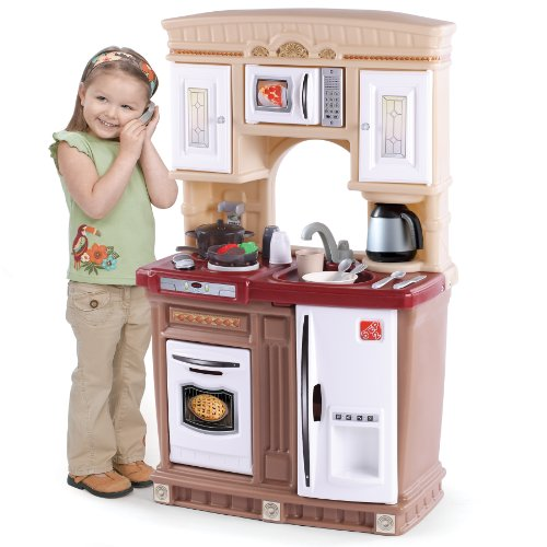 Step2  Lifestyle Fresh Accents Kitchen (Step 2 Play Kitchen compare prices)