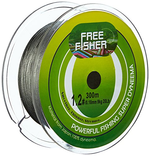 Free-Fisher-Faden-Zopf-Fischerei