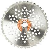 SANYO METAL ホワイトシャーク刈払機用チップソー(外径255mm×40p) 0379