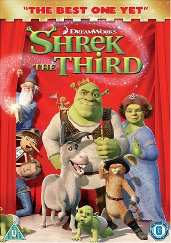 Shrek The Third (Shrek 3) [DVD] (2007)