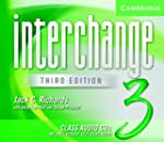 Interchange Class Audio CDs 3