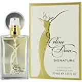 CELINE DION SIGNATURE by Celine Dion EDT SPRAY 1 OZ for WOMEN ---(Package Of 3)
