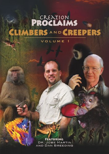 Creation Proclaims Volume 1 Climbers And Creepers [DVD] [NTSC]