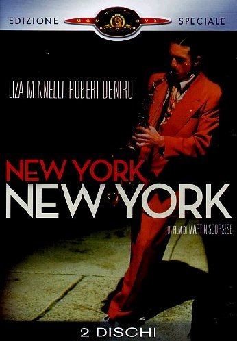 New York, New York (edizione speciale) (+libro) [2 DVDs] [IT Import]