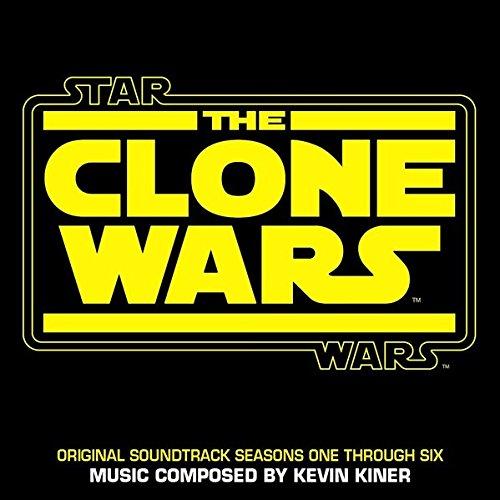 Star Wars: The Clone Wars Seasons One Through Six