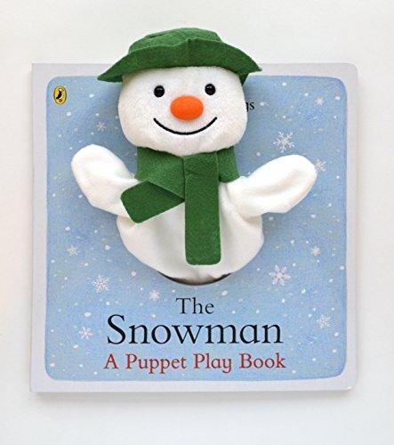 The Snowman: A Puppet Play Book