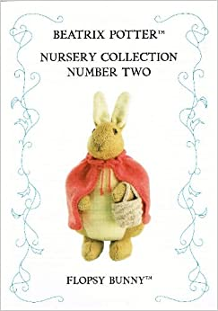 Beatrix Potter Nursery Collection Number Two: Flopsy Bunny (Knitting Pattern)...