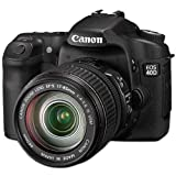 Canon EOS 40D Digital SLR Camera (incl. EF-S 17-85mm f/4-5.6 IS USM Lens Kit)by Canon