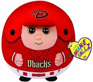 Ty Beanie Ballz MLB Arizona Diamondbacks Plush
