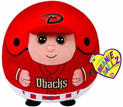 Ty Beanie Ballz MLB Arizona Diamondbacks Plush