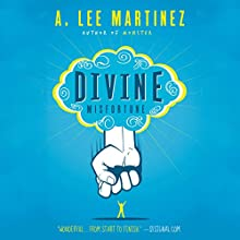 Divine Misfortune Audiobook by A. Lee Martinez Narrated by Fred Berman