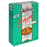 Ancient Harvest Quinoa Organic Pasta Gluten Free, Elbows, 8-Ounce Boxes (Pack of 12)