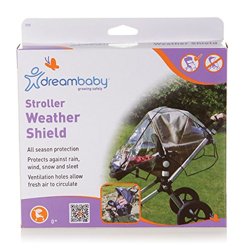 Dreambaby Weather Shield - Clear - 1