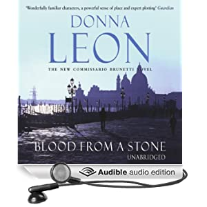 Blood From a Stone (Unabridged)