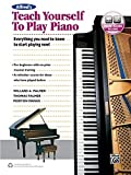 img - for Alfred's Teach Yourself to Play Piano: Everything You Need to Know to Start Playing Now!, Book & Online Audio (Teach Yourself Series) book / textbook / text book