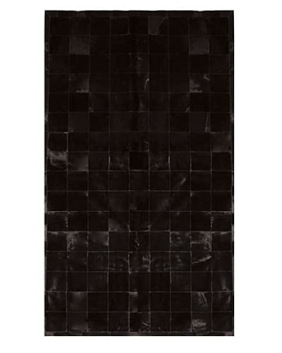 Natural Brand Barcelona Cowhide Patchwork Rug