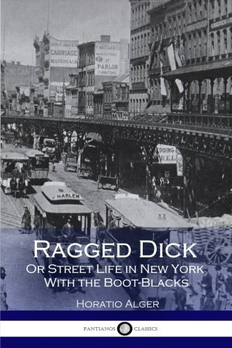 An analysis of symbolism in ragged dick by horatio algers